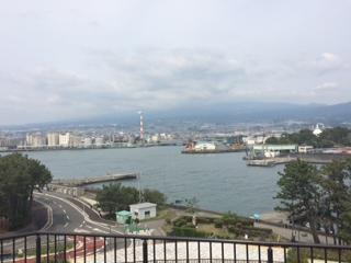 田子の浦海岸
