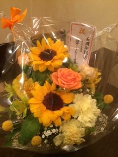 2大工さん花